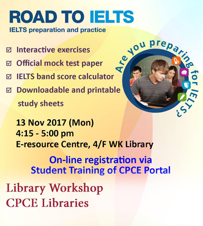 IELTS English Workshop