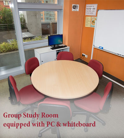 Group Study Room @ HHB